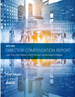 2019-2020-Pearl-Meyer-NACD-Director-Compensation-Report-Cover