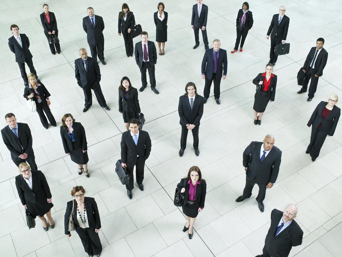 large-group-of-female-and-male-executives-standing-far-apart