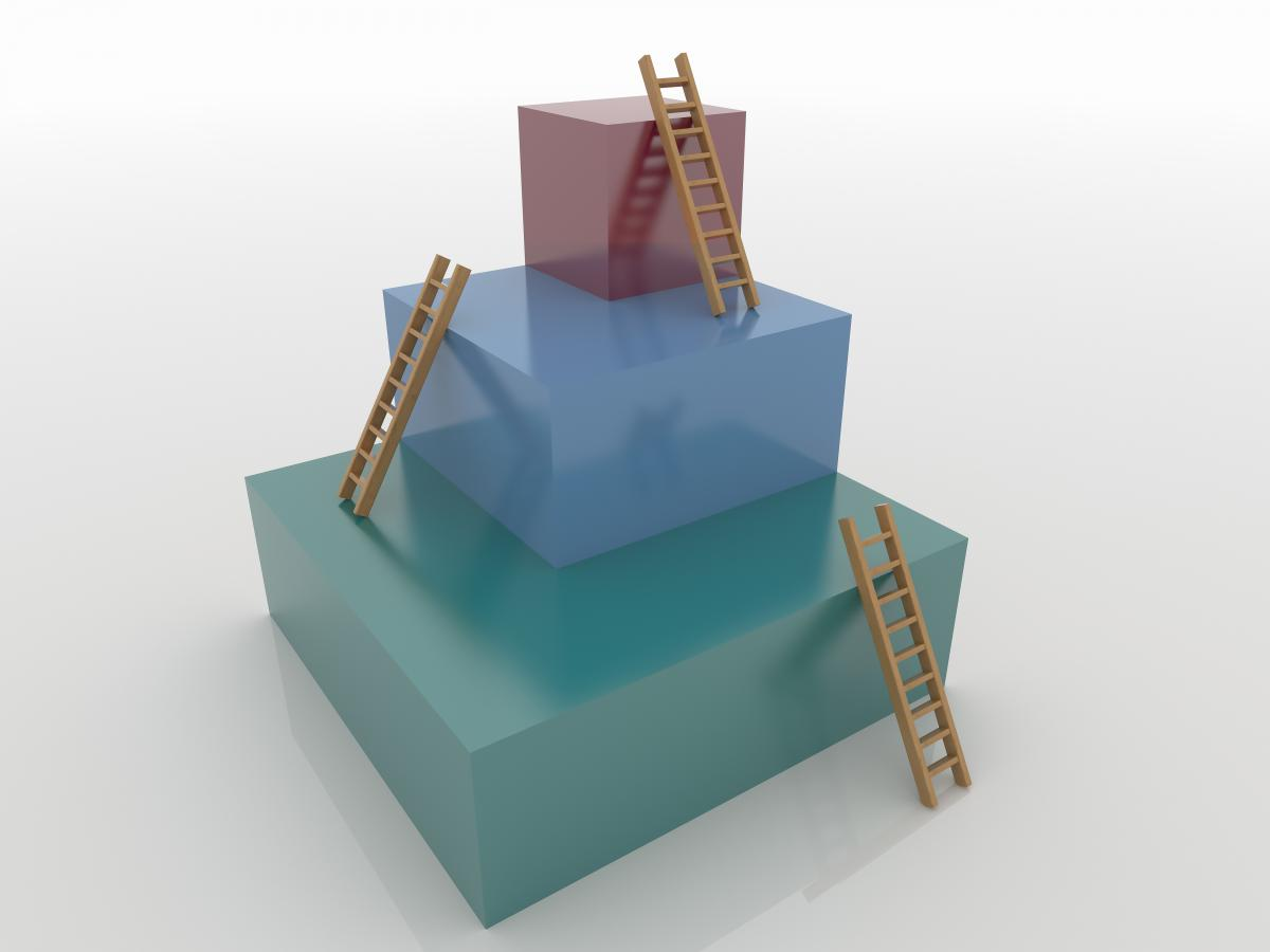 stacked-boxes-with-ladders