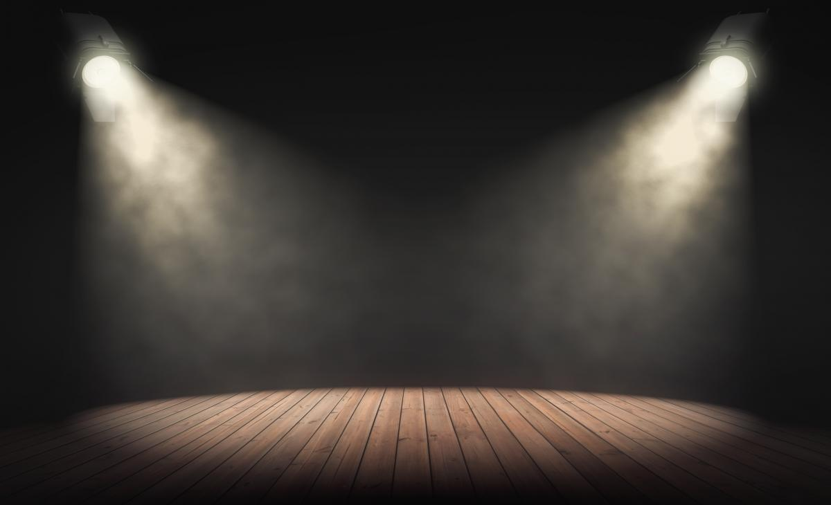 spotlights-illuminating-empty-stage